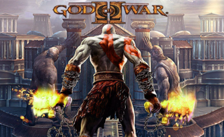 God of War 2 PC Game Download Full Free for Mac